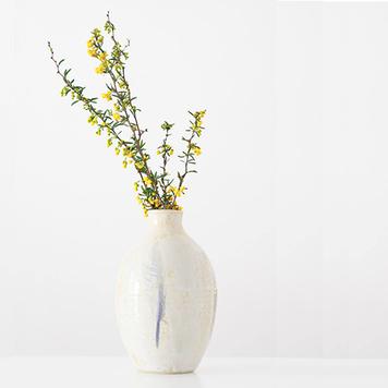St Anne's Vase - Oatmeal