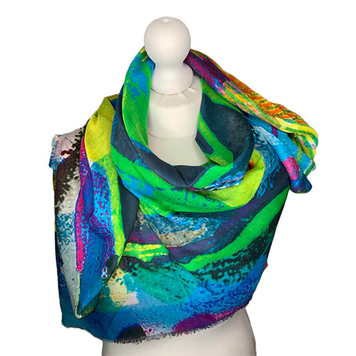 Modal/Silk Luxurious Soft Scarf 140x180cm