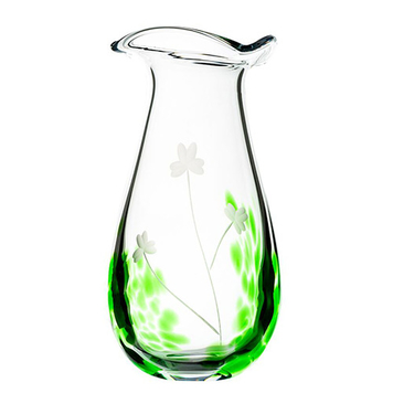 Shamrock Evolution Medium Vase