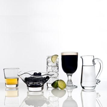 Selection of Drinks Ware