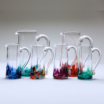 Tapered Jugs Large and Small