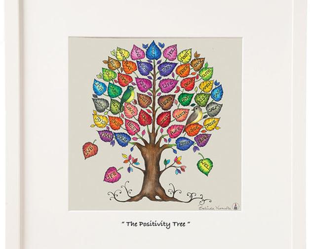 Belinda Northcote Designs The Positivity Tree Alternate