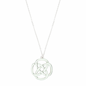 Inner Strength Large Dara Knot Necklace
