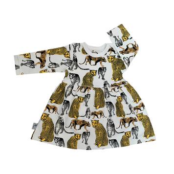 Leopard Baby Dress