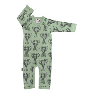 Elephant Babygrow/Romper