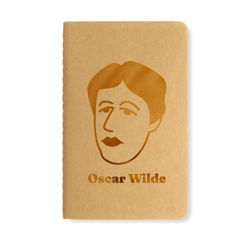 Oscar Wilde Notebook