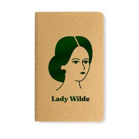 Lady Wilde Notebook