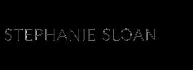 STEPHANIE SLOAN