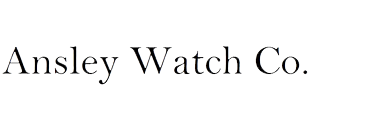 Ansley Watch Company