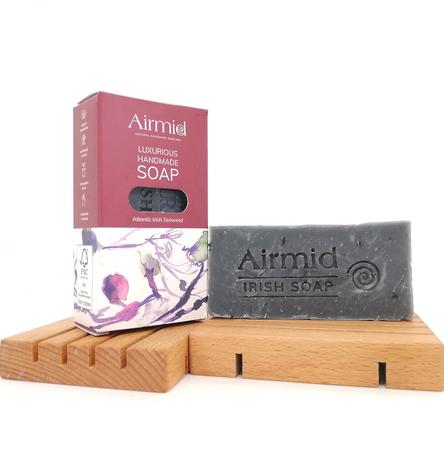 Airmid Irish Handmade Atlantic Seaweed Soap
