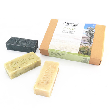 Rustic Irish Soap Selection