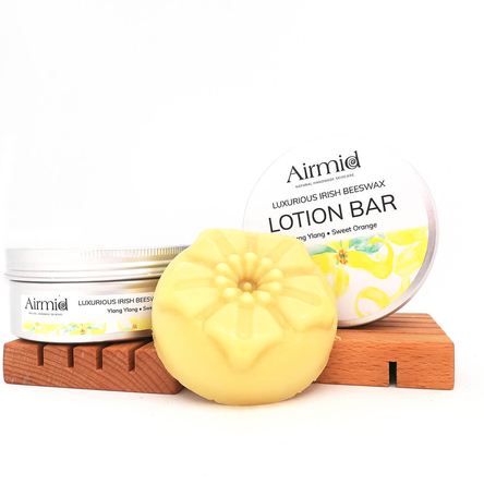 Airmid Ylang Ylang & Sweet Orange Luxury Lotion Bar