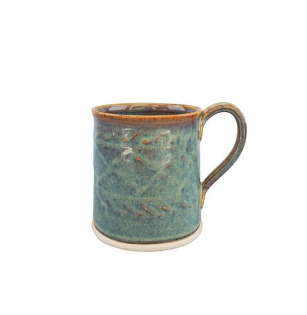Oileán Mug Green