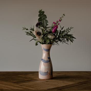 Medium Pink Vessel, Bay Collection