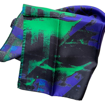 100% Silk Pocket Square