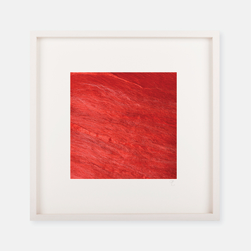 'Red Sky' - Silk Print Collection