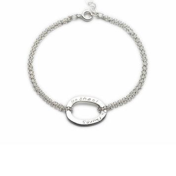 Your life bracelet