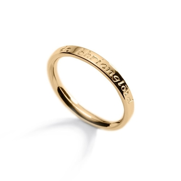 Follow Your Dream ring