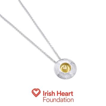 Irish Heart Pendant