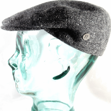 Donegal Tweed Cap
