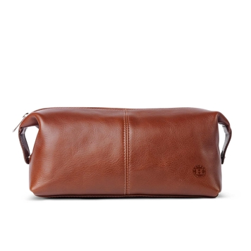 Holden Washbag - Chestnut