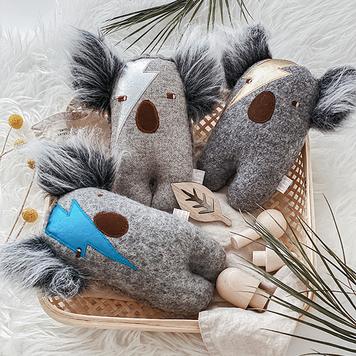Koko Koala Ziggy Koala