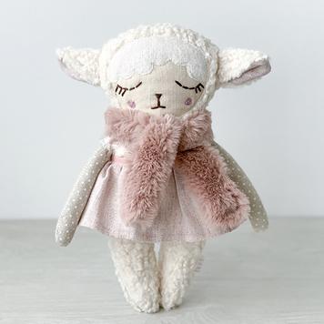 Lulu Lamb doll