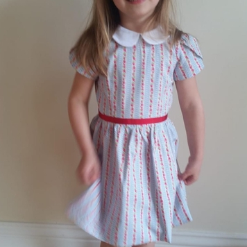 Emily Cotton Dress