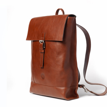 Holden Laptop Backpack in Chestnut