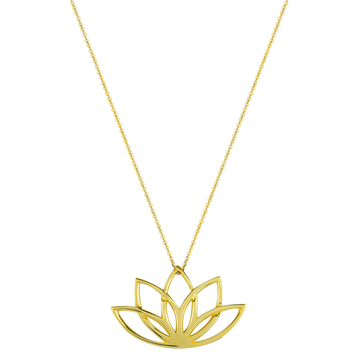 New Beginnings Solid 9ct Gold Necklace