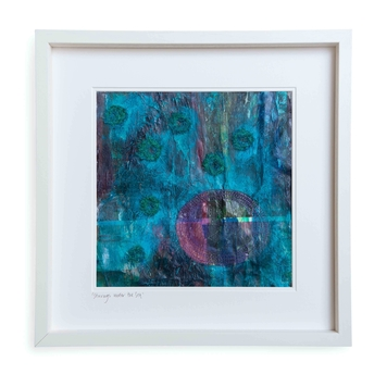'Stirrings under the sea' artwork