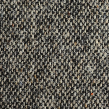 Oat & Black Salt & Pepper Donegal Tweed