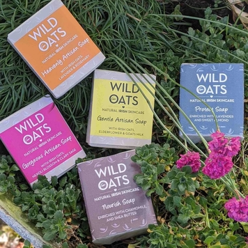 Wild Oats Soap Collection