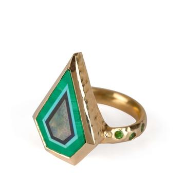 Freedom Amazonian Ring