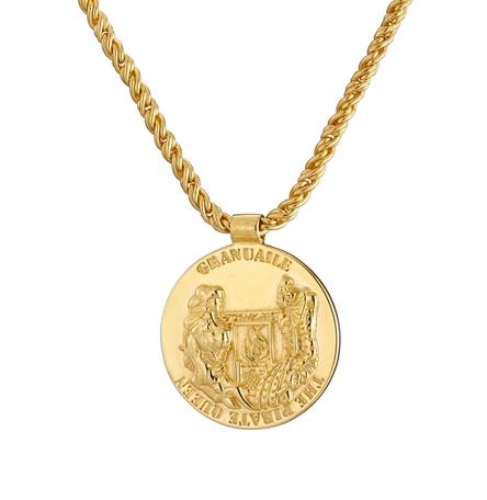 Granuaile Medallion