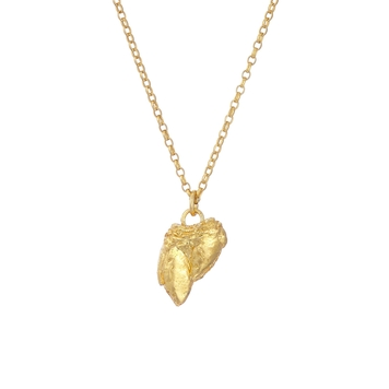 Percebes Shell necklace Large - Gold Plated