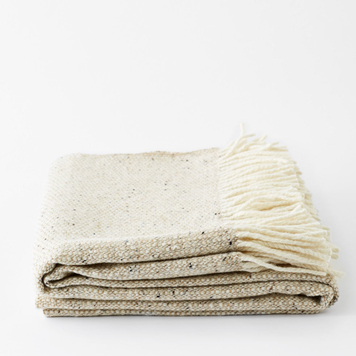 Tweed Emphasize Blanket