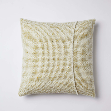 Mended Tweed Cushion