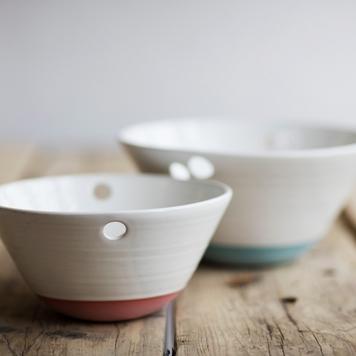 Large & Medium Bowl Set