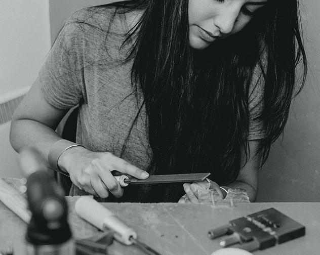 Maria Dorai Raj making profile copy