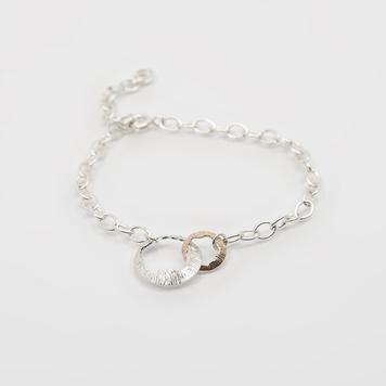 Double Charm Bracelet