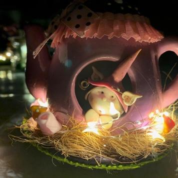 Fantasy Fairy Teapots