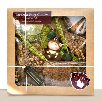 Fairy Garden Starter Kits