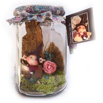 Magical Fairy Wish Jars