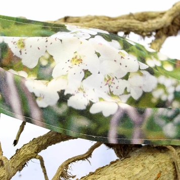 Touched by Nature-Hawthorn Blossom Mask
