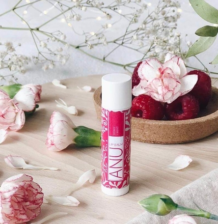 ANU Berry Mint Lip Balm