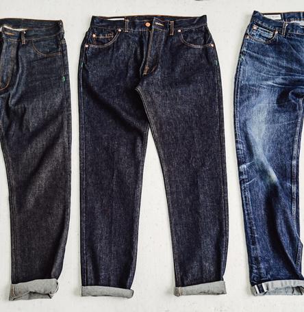 Standard 3 * 1 Custom Jean