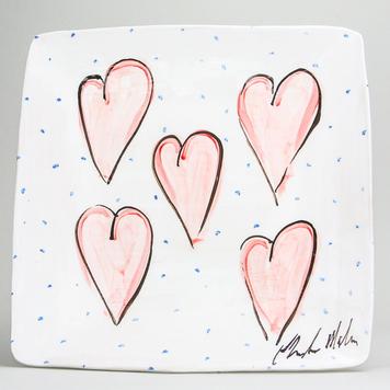 Shoal Heart Platter H5
