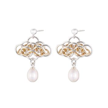 """""""Nymph Pearl"""" Earrings"""