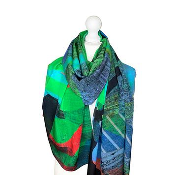 Large Silk Wraps